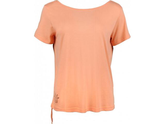 YORK Dhanya 2 Camiseta Mujer, apricot